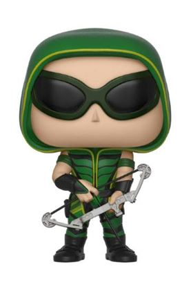 Imagen de Smallville POP! TV Vinyl Figura Green Arrow 9 cm
