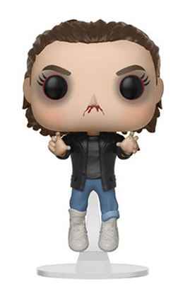Imagen de Stranger Things POP! Movies Vinyl Figura Eleven Elevated 9 cm