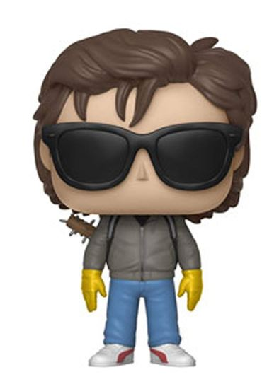 Foto de Stranger Things POP! Movies Vinyl Figura Steve with Sunglasses 9 cm.