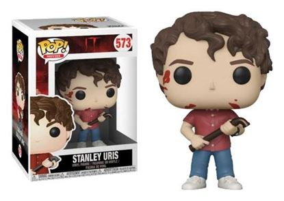 Imagen de Stephen King's It 2017 POP! Movies Vinyl Figura Stanley Uris 9 cm.