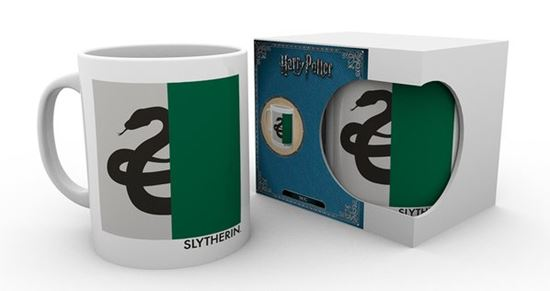 Foto de Harry Potter Taza Slytherin Minimalist