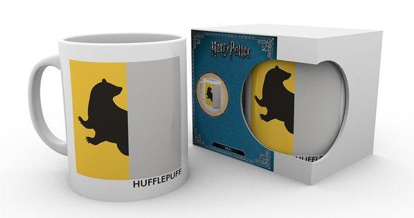 Imagen de Harry Potter Taza Hufflepuf Minimalist