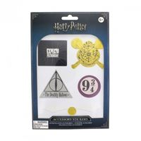 Imagen de Harry Potter Set 5 adhesivos Imitación Cuero