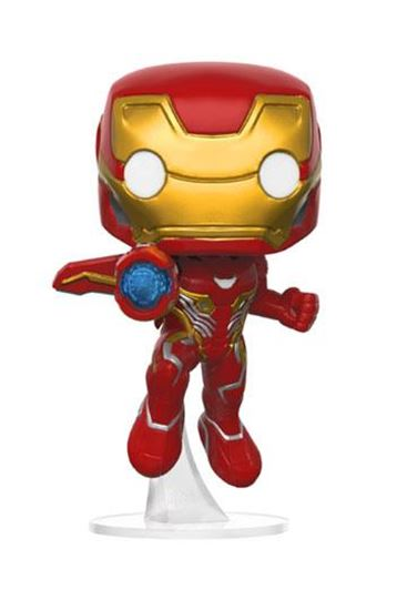 Foto de Avengers Infinity War Figura POP! Movies Vinyl Iron Man 9 cm