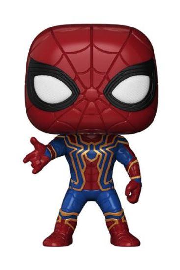 Foto de Avengers Infinity War Figura POP! Movies Vinyl Iron Spider 9 cm