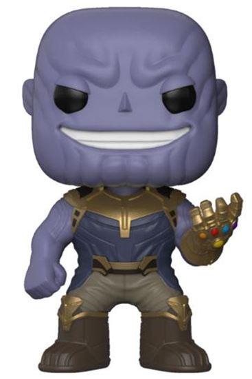 Foto de Avengers Infinity War Figura POP! Movies Vinyl Thanos 9 cm