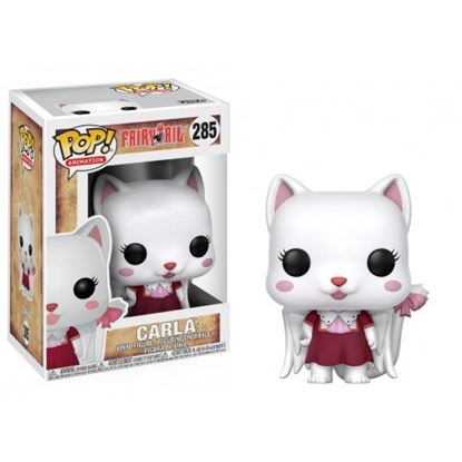 Imagen de Fairy Tail POP! Animation Vinyl Figura Carla 9 cm
