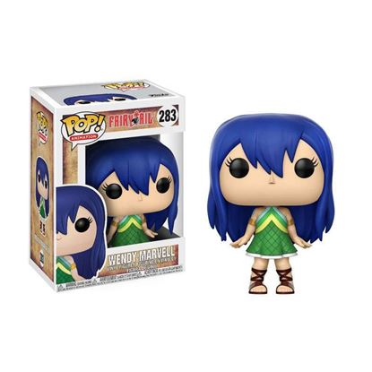 Imagen de Fairy Tail POP! Animation Vinyl Figura Wendy Marvell 9 cm