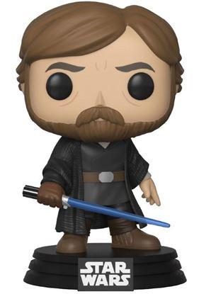 Imagen de Star Wars Episode VIII Figura POP! Vinyl Luke Skywalker (Final Battle) 9 cm.