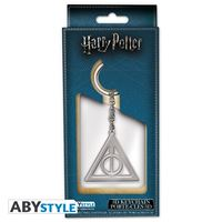 Imagen de Harry Potter Llavero Deathly Hallows 3D