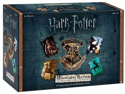 Imagen de Harry Potter Hogwarts Battle Monsters Expansion