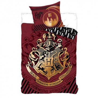 Imagen de Funda Nórdica Hogwarts Roja - Harry Potter