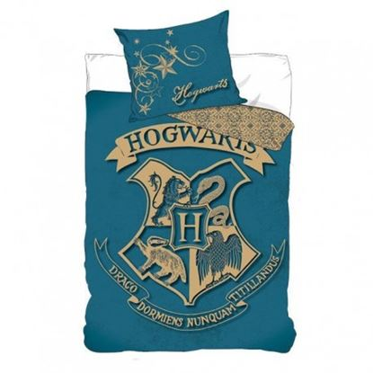 Imagen de Funda Nórdica Hogwarts Azul - Harry Potter