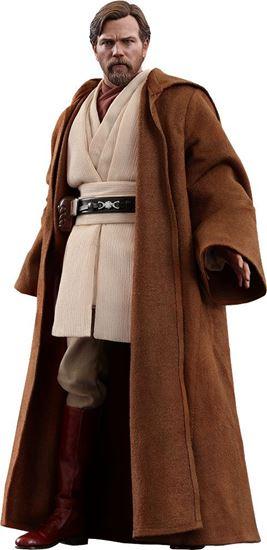 Foto de Star Wars Episode III Figura Movie Masterpiece 1/6 Obi-Wan Kenobi 30 cm