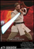 Foto de Star Wars Episode III Figura Movie Masterpiece 1/6 Obi-Wan Kenobi 30 cm