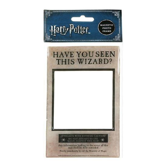 Foto de Harry Potter Portaretrato Magnético