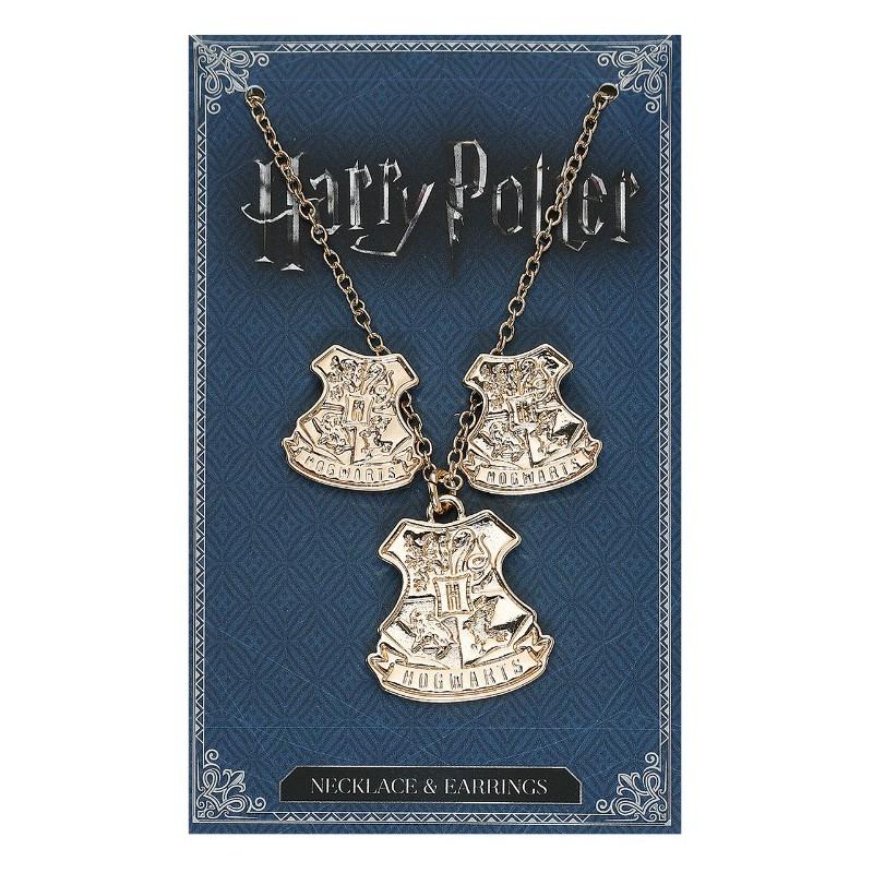 Imagen de Harry Potter Set Joyería Hogwarts