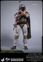 Foto de Star Wars Episodio V Figura Movie Masterpiece 1/6 Boba Fett Deluxe Version 30 cm