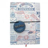 Imagen de Harry Potter Notebook Quidditch