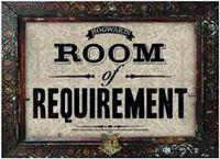 Imagen de Harry Potter Plancha de Pared Room of Requirement