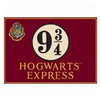 Imagen de Harry Potter Plancha de Pared Andén 9 3/4