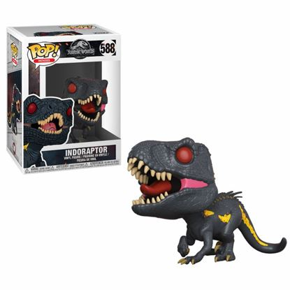Imagen de Jurassic World 2 POP! Movies Vinyl Figura Indoraptor 9 cm