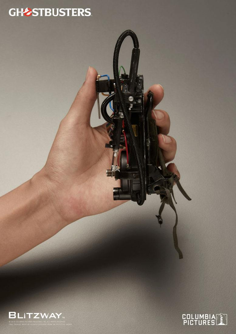 Imagen de Los Cazafantasmas Figura 1/6 Egon Spengler 30 cm