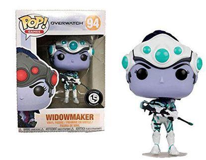 Imagen de Overwatch POP! Vinyl Figura Widowmaker LC Exclusive 10 cm