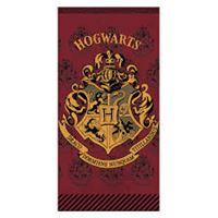 Imagen de Harry Potter Toalla Hogwarts Crest
