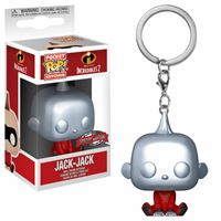 Imagen de LLAVERO POP INCREDIBLES 2 JACK-JACK  METALLIC DISPONIBLE APROX: JUNIO 2018