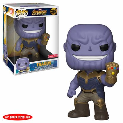 Imagen de FIGURA POP MARVEL INFINITY: THANOS *BIG*