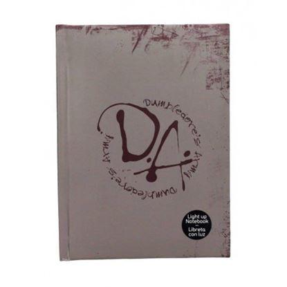 Imagen de Cuaderno con Luz Ejército de Dumbledore - Harry Potter