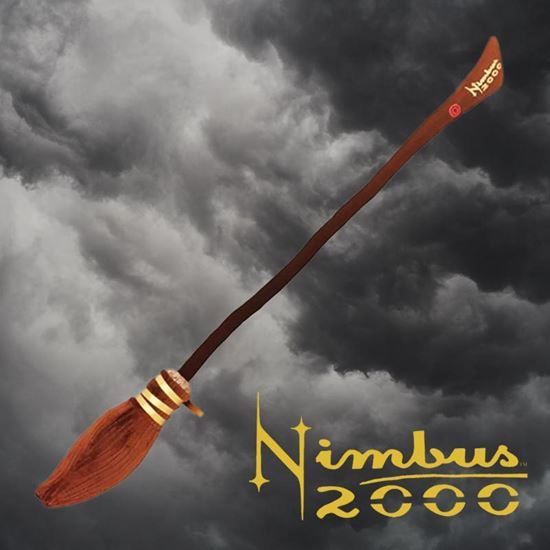Foto de Harry Potter Escoba Nimbus 2000 Plush