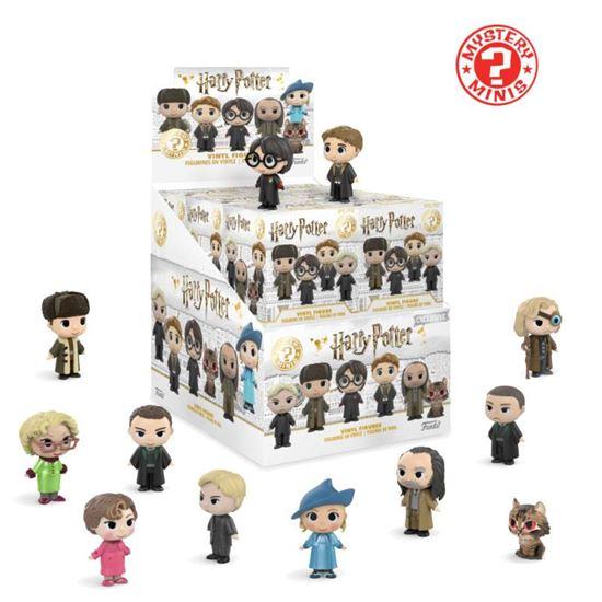 Foto de Harry Potter Minifiguras Mystery Minis Serie 3  5 cm PRECIO POR CAJA INDIVIDUAL DE 5CM