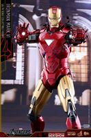 Foto de Marvel Los Vengadores Figura Movie Masterpiece Diecast 1/6 Iron Man Mark VI 32 cm