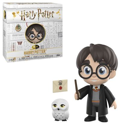 Imagen de Harry Potter Figura Vinyl 5 Star Harry 8 cm
