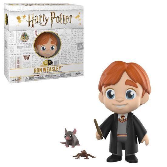 Foto de Harry Potter Figura Vinyl 5 Star Ron 8 cm
