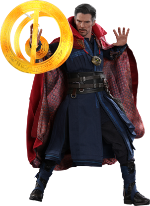 Imagen de Vengadores Infinity War Figura Movie Masterpiece 1/6 Doctor Strange 31 cm