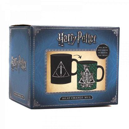 Imagen de Harry Potter Taza Térmica Deathly Hallows