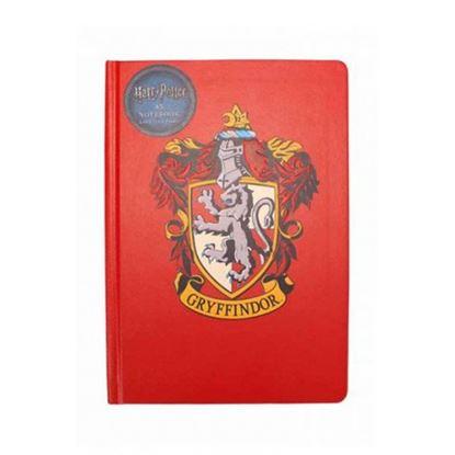 Imagen de Harry Potter Cuaderno Gryffindor Crest