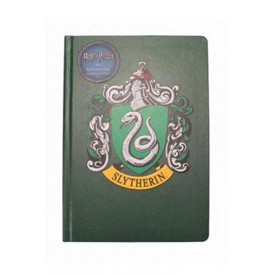 Foto de Harry Potter Cuaderno Slytherin Crest