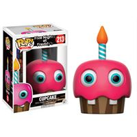 Imagen de Five Nights at Freddy's POP! Games Vinyl Figuras Cupcake 9 cm