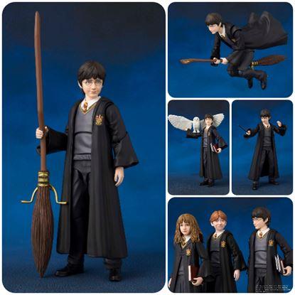 Imagen de S.H.Figuarts Harry Potter
