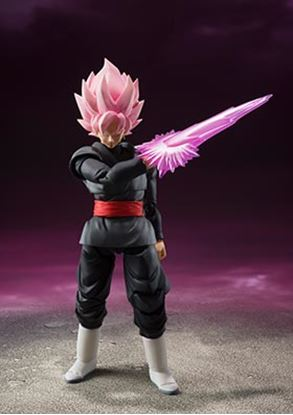 Imagen de Dragon Ball Super Figura S.H. Figuarts Goku Black 17.5 cm
