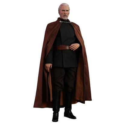 Imagen de Star Wars Episode II Figura Movie Masterpiece 1/6 Count Dooku 33 cm