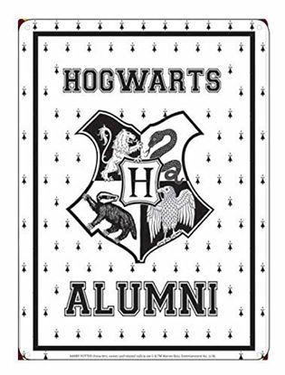 Imagen de Harry Potter Plancha Pequeña Hogwarts Alumni