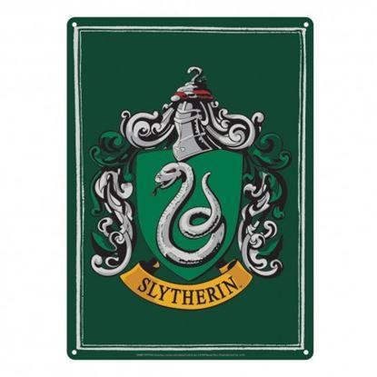 Imagen de Harry Potter Plancha Pequeña Slytherin Crest