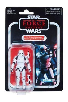 Imagen de Star Wars Black Series Vintage Figuras 10 cm 2018 First Order Stormtrooper