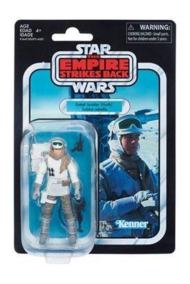 Imagen de Star Wars Black Series Vintage Figuras 10 cm 2018 Rebel Soldier (Hoth)