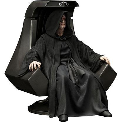 Imagen de Star Wars Estatua ARTFX 1/10 Emperor Palpatine 15 cm